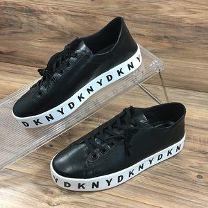 DKNY Womens Banson Platform Sneaker Size 10 New